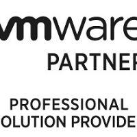VMware Professional Solution Provider gecertificeerd !