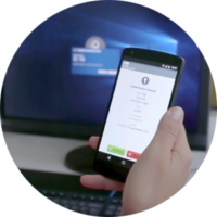 PerCom Managed Two-Factor Authentication (2FA)